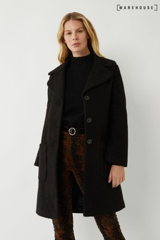 super quality great quality official shop Women's coats and jackets Coats Black Teddy   Next Ireland