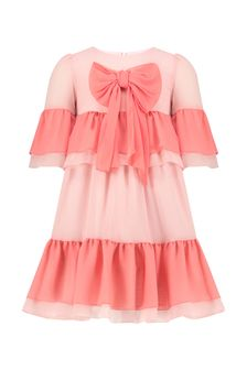 Girls Pink Dress