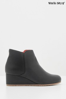 White Stuff Issy Wedge Ankle Boots
