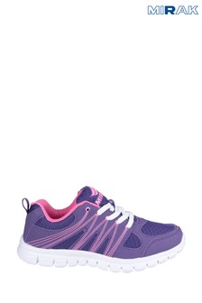 Mirak Purple Milos Trainers