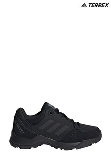 adidas Terrex Black Hyper Hiker Low Junior And Youth Trainers