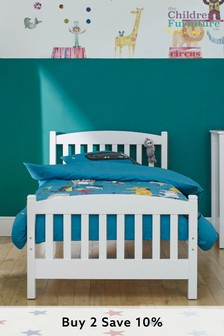 Snowy Single Bed By The Childrens Furniture Company