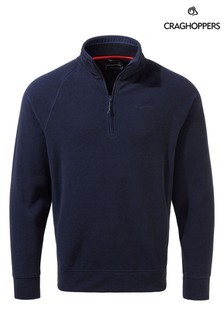 Craghoppers Blue/Navy Turo Fleece