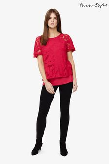 Phase Eight Blue Amina Skinny Fit Jeggings