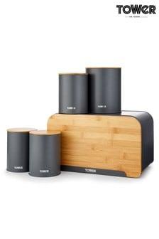Set of 5 Tower Scandi Storage Set