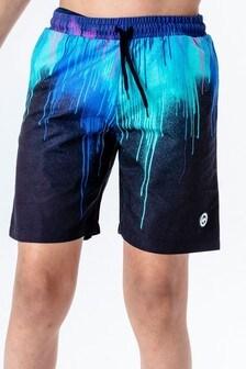 Hype. Neon Drips Swim Shorts
