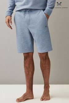 Crew Clothing Company Blue Fairford Shorts