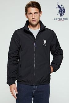 U.S. Polo Assn. Zip Through Funnel Neck Jacket