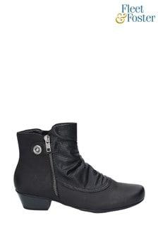 Fleet & Foster Jordie Zip Boots