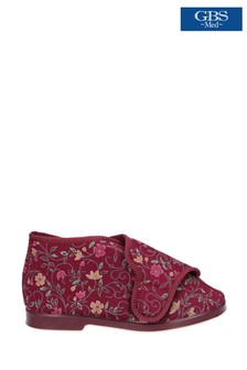 GBS Red Bella Slippers