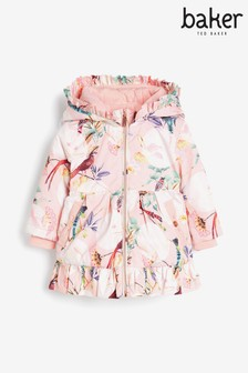Baker by Ted Baker Pink Floral Jacket