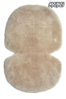 Luxury Sheepskin Liner Fawn by Mamas and Papas