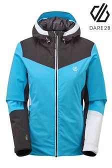 Dare 2b Blue Ice Gleam Waterproof Ski Jacket