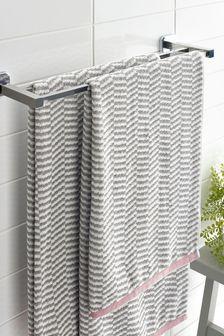 Garda Double Towel Rail