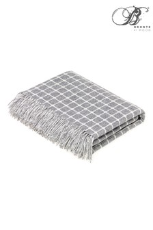 Bronte by Moon Athens Merino Lambswool Throw