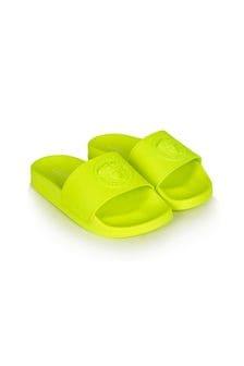 Kids Yellow Sliders