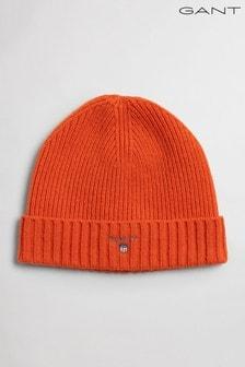 Gant Wool Lined Beanie Hat