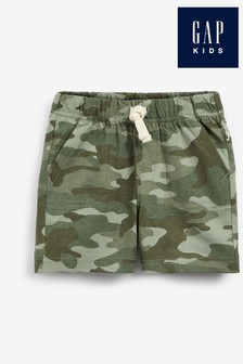 Gap Baby Camouflage Print Shorts