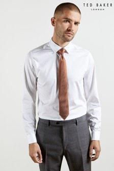 Ted Baker Zendayr Plain Cotton Shirt