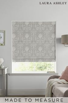 Laura Ashley Josette Steel Made to Measure Roman Blind