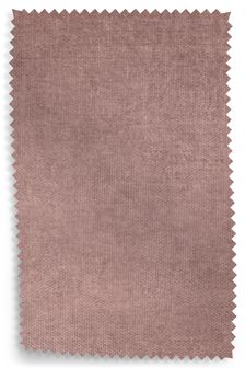 Blush Fine Chenille Fabric By The Roll