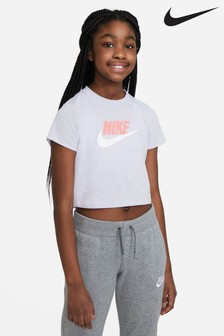 Nike Futura Crop T-Shirt