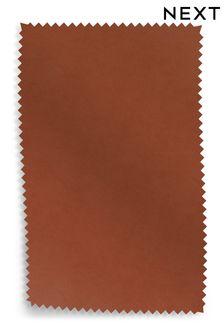 Ginger Plush Velvet Fabric By The Roll