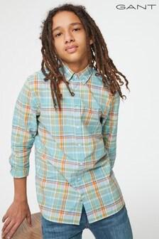 GANT Teen Boys Madras Shirt