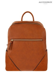Accessorize Tan Judy Backpack