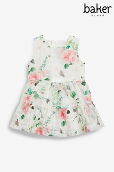 Baker by Ted Baker Check Dress