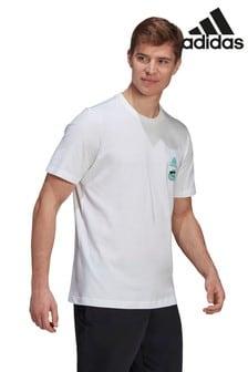 adidas Smile Graphic T-Shirt