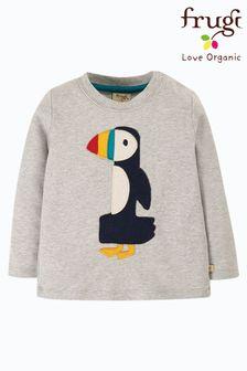 Frugi GOTS Organic 1st Birthday T Shirt