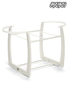 Rocking Moses Stand in White by Mamas and Papas