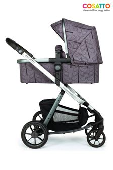 Fika Forest Giggle Quad Pram and Pushchair by Cosatto