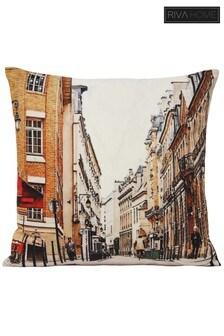 Camden Scene Cushion by Riva Home