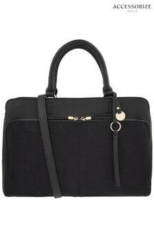 Accessorize Black Maddie Work Bag