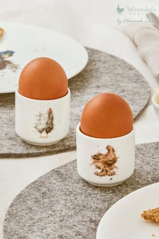Royal Worcester Wrendale Chicken Egg Cups