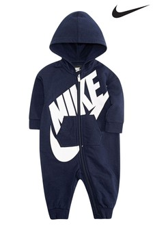 Nike Baby Navy All-In-One