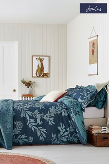 Joules Country Critters Duvet Cover and Pillowcase Set