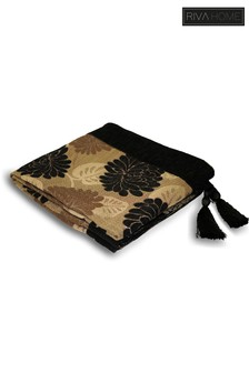 Caprice Floral Throw by Riva Home