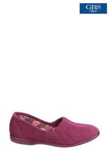 GBS Purple Audrey Slippers
