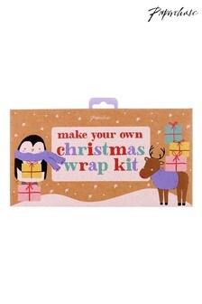 Paperchase Christmas Gift Wrap Box