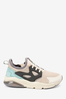 Minerals Elastic Lace Trainers