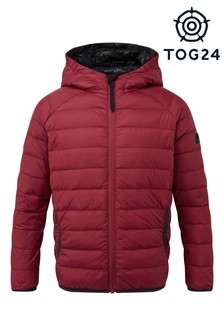 Tog 24 Red Dowles Down Fill Kids Jacket