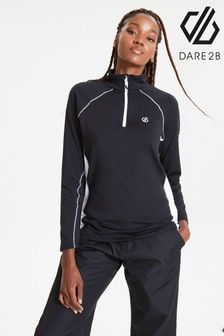 Dare 2b Black Involved Li Core Stretch Sweater