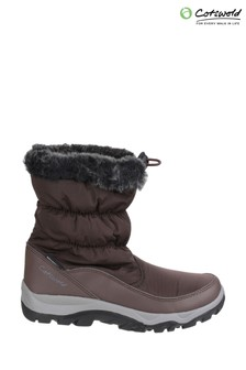 Cotswold Frost Waterproof Pull-On Snow Boots