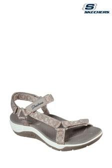 Skechers® Tan Reggae Cup Sandals