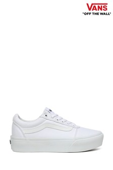 Vans Womens Platform Ward Trainers