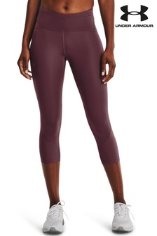 Under Armour Fly Fast 2.0 HG Crop Leggings