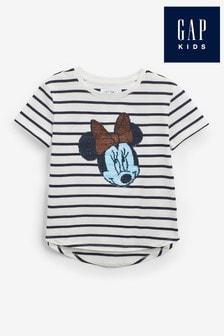 Gap Disney™ Minnie Mouse™ Flippy Sequin T-Shirt